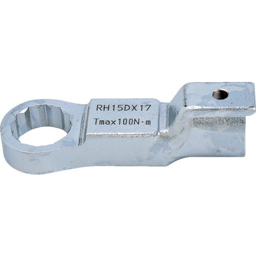 【RH19DX41】トーニチ リングヘッド 許容トルク200.0全長108mm 二面寸法41.0mm(1個)