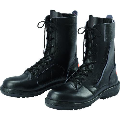 【RT731FSSP423.5】ミドリ安全 踏抜き防止板入り ゴム2層底安全靴 RT731FSSP-4 23.5(1足)