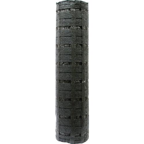 【TBNF08100BR】TRUSCO 美観間仕切りネットフェンス ロール ブラウン 80cm×100m(1巻)