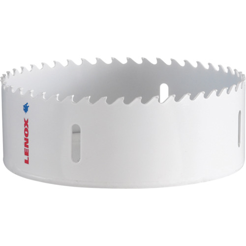 【T30280127MMCT】LENOX 超硬チップホールソー 替刃 127mm(1本)