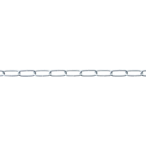【SL20SHG】ニッサチェイン SUS316 リンクチェイン(未溶接) 30M(1本)