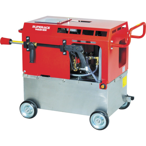 【SE3005ST6】スーパー工業 エンジン式 高圧洗浄機 SE-3005ST6(静音型)(1台)