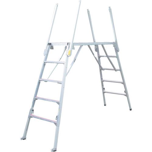 【SKY154】ナカオ 可搬式作業台楽駝15号(1台)