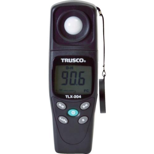 【TLX204】TRUSCO デジタル照度計(1個)