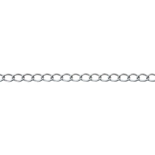 【SM123】ニッサチェイン ステンレスマンテルチェイン 2.3mm×30m(1本)