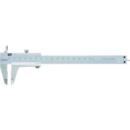 【THN30】TRUSCO 標準型ノギス 300mm(1本)