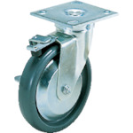 【SUG3175BPSE】スガツネ工業 重量用キャスターSUG-31-75B-PSE(200-133394(1個)