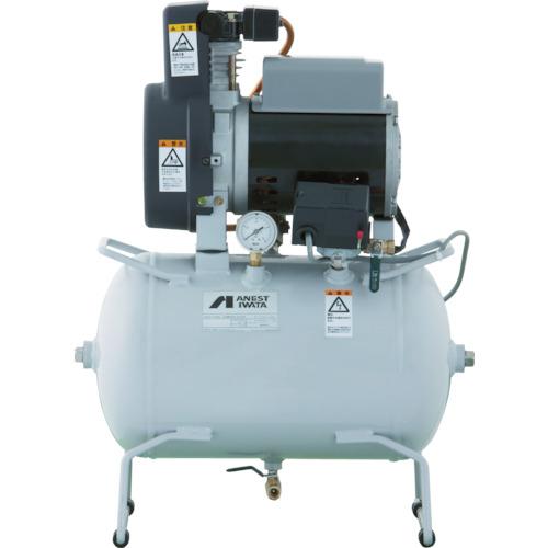 【高い素材】 【TFP04C10M】アネスト岩田 レシプロコンプレッサ(タンクマウント・オイルフリータイプ)(1台):機械工具と部品の店 ルートワン-DIY・工具