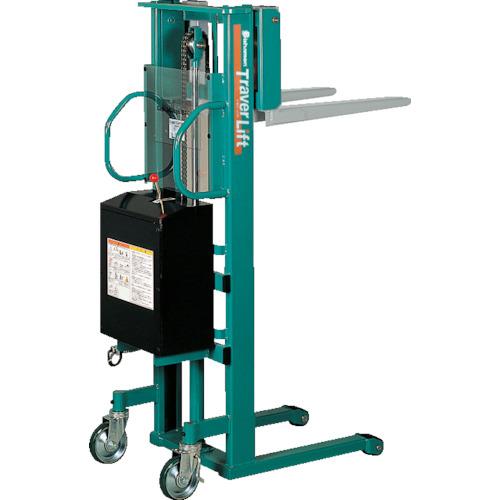 【STL38E】ビシャモン トラバーリフト(バッテリー上昇式) 均等荷重380kg 充電時間(1台)