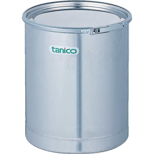 【TCS20DR4BA】タニコー ステンレスドラム缶(1本)