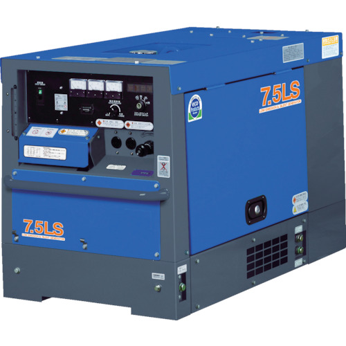 【TLG7.5LSK】デンヨー 防音型ディーゼルエンジン発電機(1台)