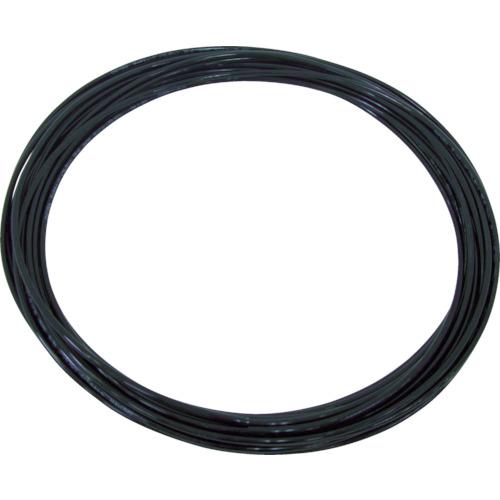 【TE10100BK】チヨダ TEタッチチューブ 10mm/100m 黒(1巻)