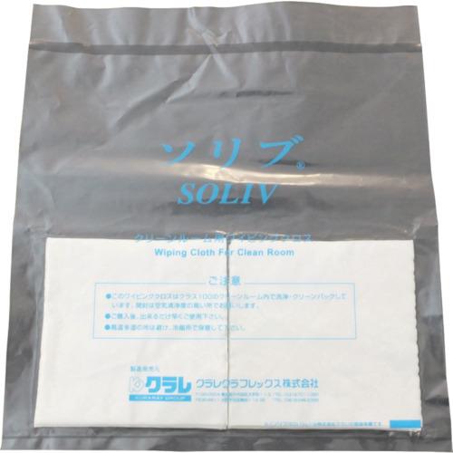 【SOLIV1212】クラレ ソリブ 120mm×120mm (1Cs(箱)=400枚入)(1Cs)