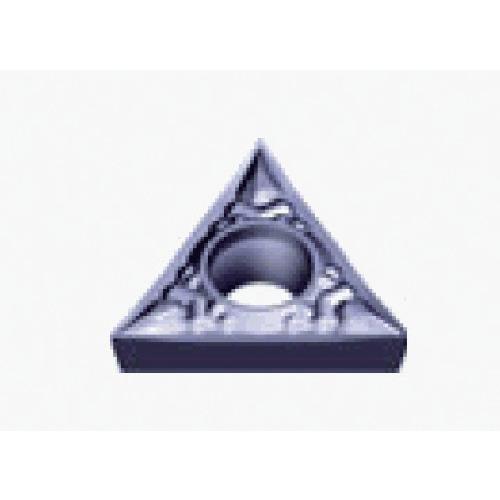 【TCGT110201NJS:AH725】タンガロイ 旋削用G級ポジTACチップ AH725(10個)