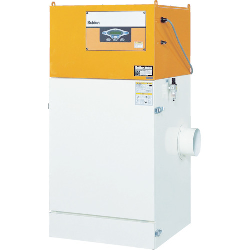 【SDCL1500BP35】スイデン 集塵機(集じん装置)自動塵落し1.5kw2馬力50Hz(1台)
