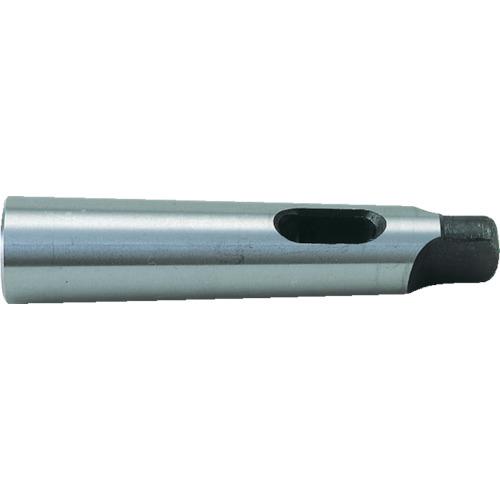 【TDS15Y】TRUSCO ドリルスリーブ焼入 内径MT-1 外径MT-5研磨品(1本)