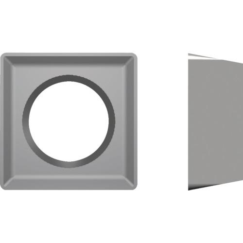 【SPMT030102:ZA20N】富士元 チビ両面用チップ 超鋼M20種(ノンコート) ZA20N(12個)