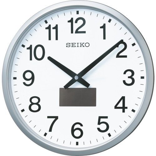 【SF242S】SEIKO ハイブリッドソーラー電波掛時計(1個)