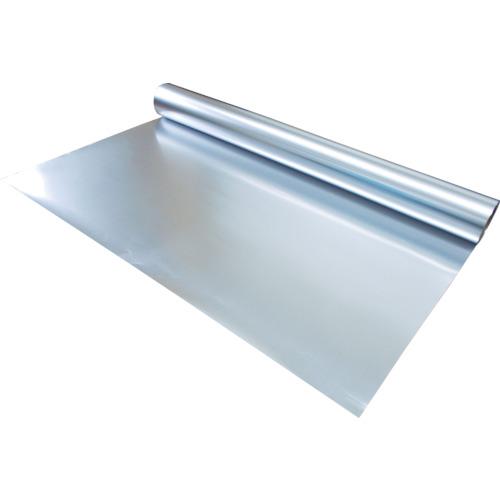 【TCAH9510】TRUSCO 樹脂コーティングアルミ箔反射シート 幅950mmX長さ10m(1巻)