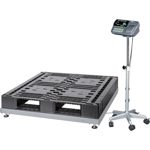 【SN1200KLK】A&D 取引証明用(検定付き)低床タイプデジタル台はかり(1台)