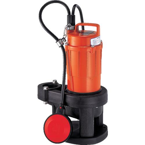 【SXA150:50HZ】寺田 小型汚物混入水用水中ポンプ 自動 50Hz(1台)