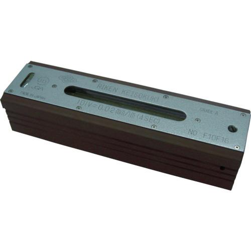 【TFLA2002】TRUSCO 平形精密水準器 A級 寸法200 感度0.02(1個)