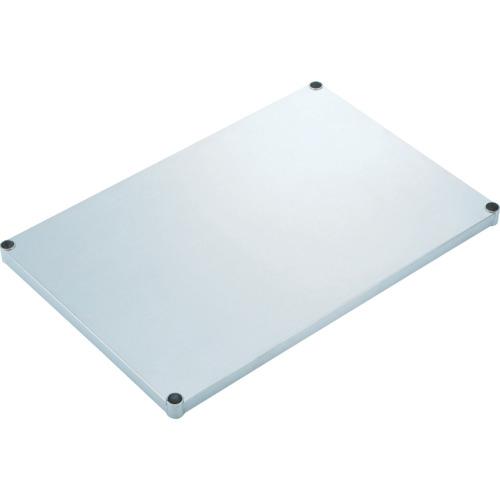 【SES23F】TRUSCO ステンレス製メッシュラック用 ベタ棚板 602X452(1枚)