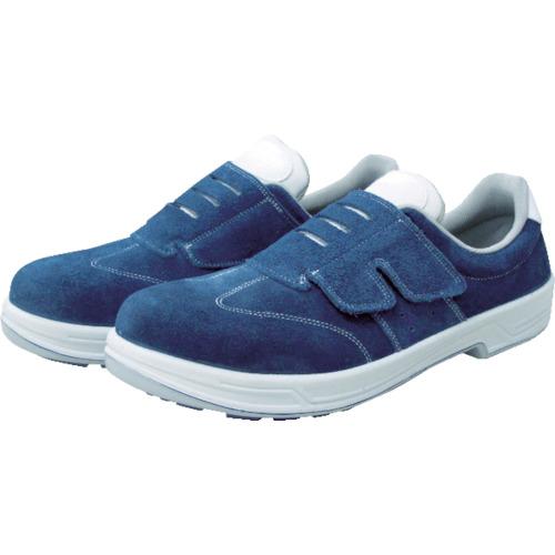アウトレット☆送料無料 SS18BV23.5 秀逸 シモン 安全靴 短靴マジック式 1足 23.5cm SS18BV