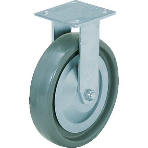 【SUG31405RPSE】スガツネ工業 重量用キャスター径127固定SE(200-139-505)(1個)