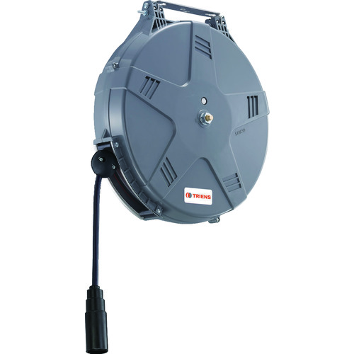 【SHA3ASZ】TRIENS エアーホースリール(耐スパッタ仕様)内径8mm×10m(1台)