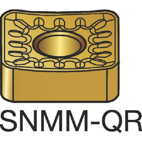 【SNMM190612QR:4235】サンドビック T-Max P 旋削用ネガ・チップ 4235(10個)