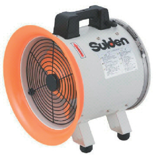 【SJF300RS3】スイデン 送風機(軸流ファンブロワ)ハネ300mm 三相200V(1台)