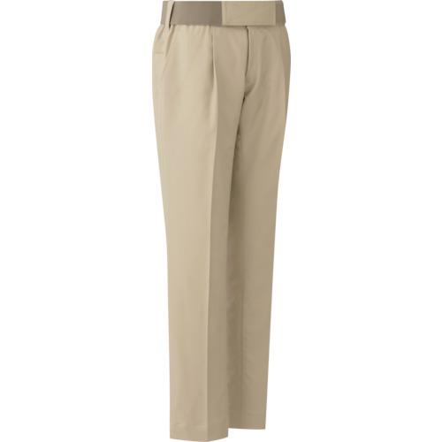 【VEL502SITA9】ミドリ安全 ミドリ安全 女性用 楽腰パンツ VEL502下 カーキ 9号(1着)
