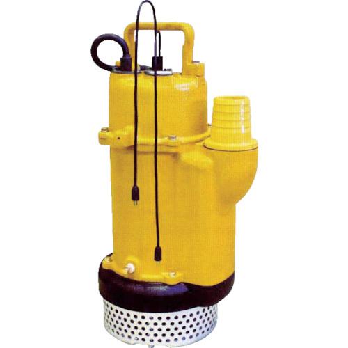【UOX232KA60HZ】桜川 静電容量式自動水中ポンプ UOX形 200V 60HZ(1台)
