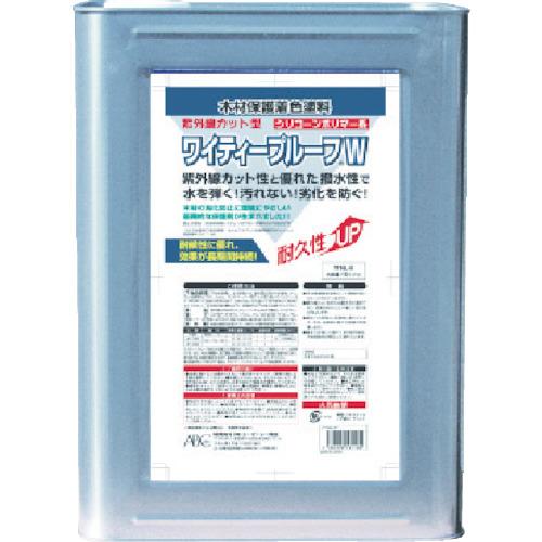 【YT16LWCH】ABC ワイティープルーフW チーク 16L(1缶)