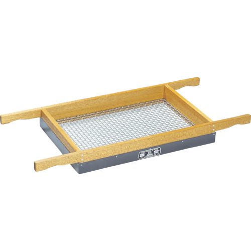 【WD467014】TSK 木枠フルイ内寸400X600XH70 13.2mm(1個)