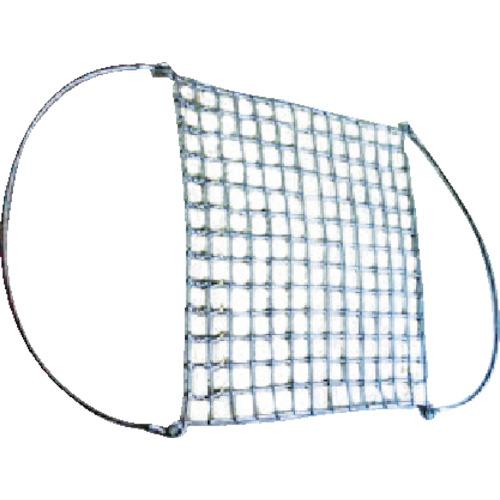 【WRMA31.8100】ニッコウ ワイヤモッコ マスク型 網目100mm(1枚)