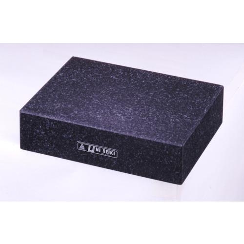 【U01520】ユニ 石定盤(0級仕上)150x200x50mm(1個)