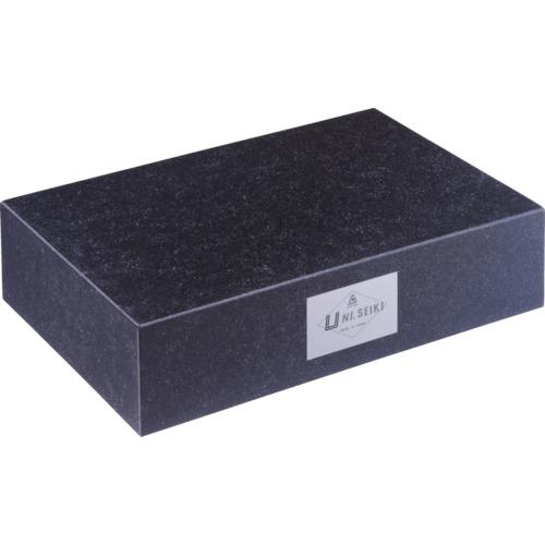 【U15050】ユニ 石定盤(1級仕上)500x500x100mm(1個)