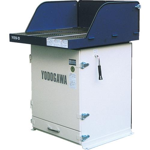 【YES400VCDA】淀川電機 集塵装置付作業台(ダストバリア仕様)(1台)