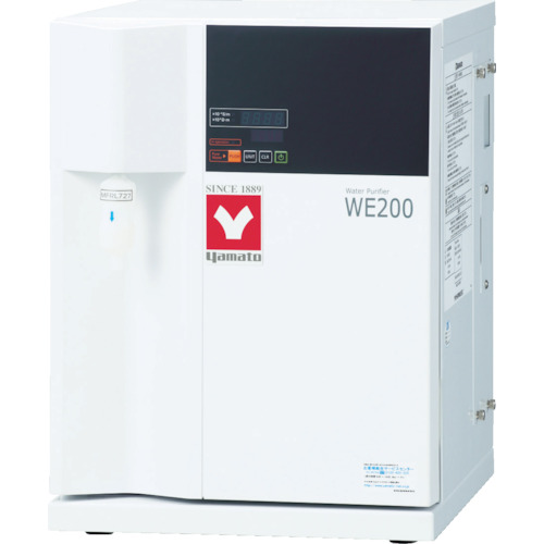 【WE200】ヤマト 純水製造装置ピュアライン(1台)