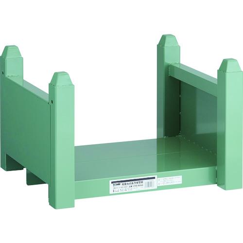 【VRB6050】TRUSCO 積み重ね式長尺保管棚 750X650X500(1台)