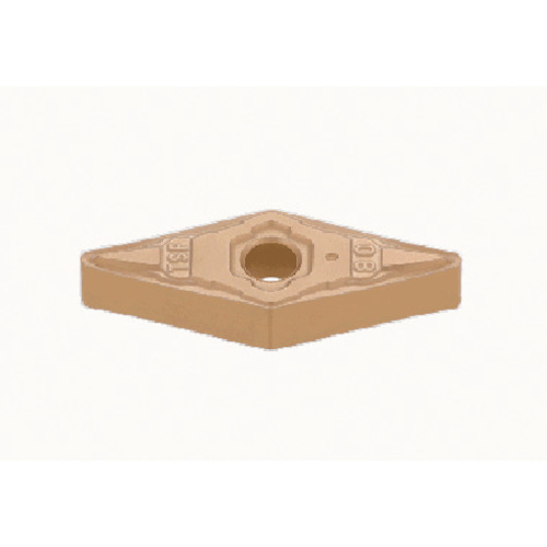 【VNMG160408TSF:T9115】タンガロイ 旋削用M級ネガTACチップ COAT(10個)