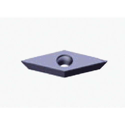【VPET080202MFRJRP:SH730】タンガロイ 旋削用G級ポジTACチップ SH730(10個)