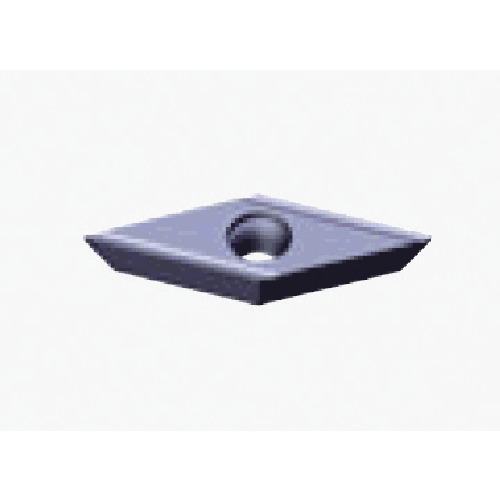 【VPET1103008MFRJPP:SH730】タンガロイ 旋削用G級ポジTACチップ SH730(10個)