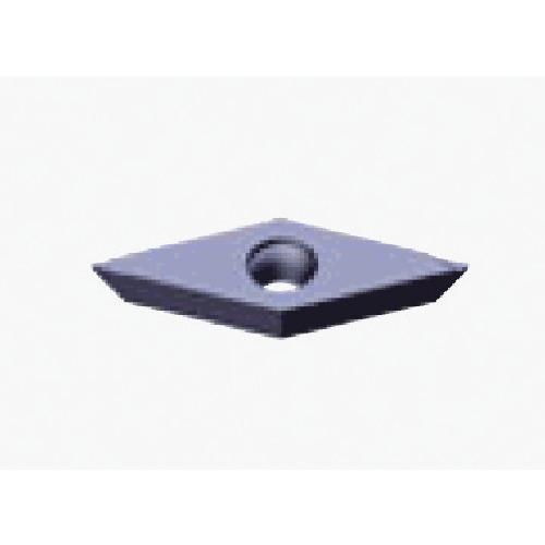 【VPET110302MFRJRP:SH730】タンガロイ 旋削用G級ポジTACチップ SH730(10個)
