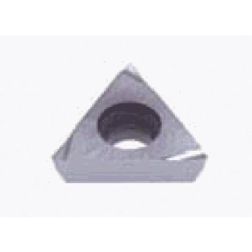【TPGT080204LW08:UX30】タンガロイ 旋削用G級ポジTACチップ UX30(10個)