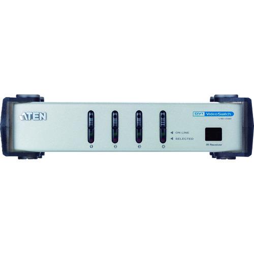 【VS461】ATEN ビデオ切替器 DVI-I / 4入力 / 1出力 / シングルリンク(1台)