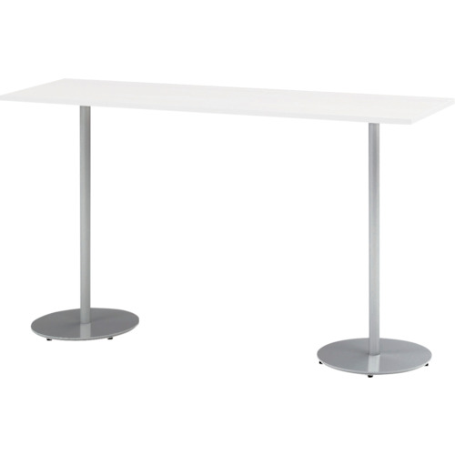 【TRA185HHZ5W9】イトーキ ハイテーブル(角型)1800X500X1000(1台)