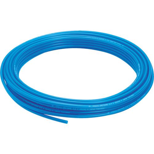 低価格 UB0850100BU 代引き不可 ピスコ ポリウレタンチューブ ブルー 8×5 1巻 100M